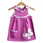Dívčí šaty Motýlek