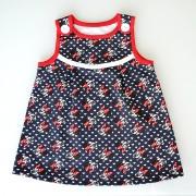 Dívčí šaty Minnie