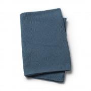 Pletená deka Tender Blue