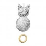 Hudební hračka Dots of Fauna Kitty
