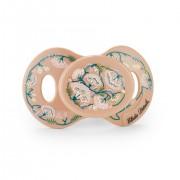 Dudlík pro novorozence Faded Rose Bells