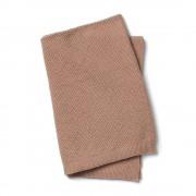 Pletená deka Faded Rose