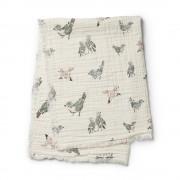 Bavlněná deka Feathered Friend