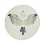 Hrací podložka Watercolor wings