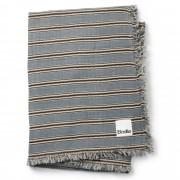 Bavlněná deka Sandy Stripe