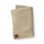 Vlněná deka Pure Khaki