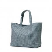 Přebalovací taška Tote Turquoise Nouveau