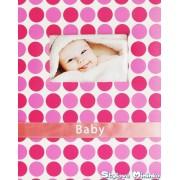 Fotoalbum Bambino 2 - 40 stran, růžová