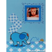 Fotoalbum Little One - 60stran - modrá