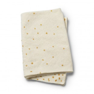 Pletená deka Gold Shimmer
