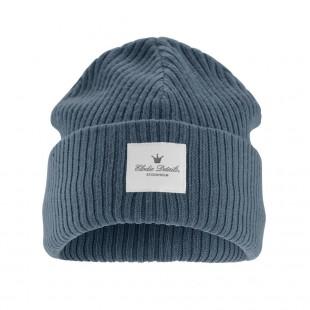 Vlněná čepice Tender Blue (0-6 měsíců)