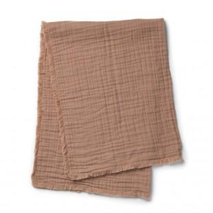 Bavlněná deka Faded Rose