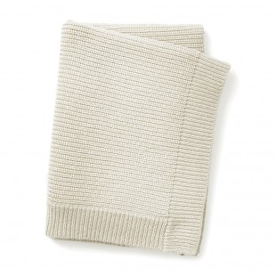 Vlněná deka Vanilla White