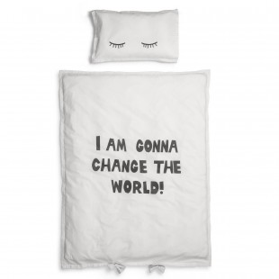 Set do postýlky Change the World