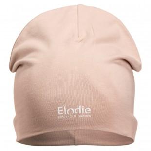 Čepice LOGO Beanie Powder Pink (0-6 měsíců)