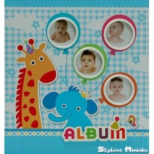 Fotoalbum Baby 18 - 10x15cm, 200foto