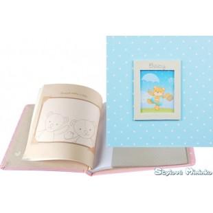 Fotoalbum Baby 1 - 10x15cm, 60foto + 6stran - modrá