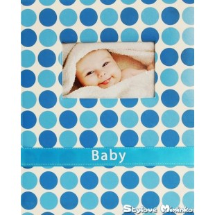 Fotoalbum Bambino 2 - 40 stran, modrá