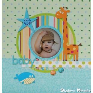 Fotoalbum Little Star 1 - 10x15cm, 200foto