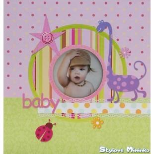 Fotoalbum Little Star 2 - 10x15cm, 200foto