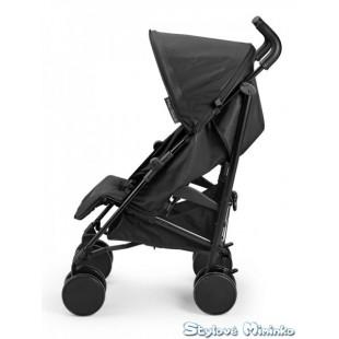 Golfový kočárek Stockholm Stroller Black Brilliant