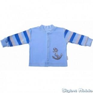 Kabátek Námořník - modrá