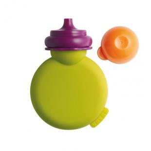 Lahvička Babypote zelená