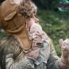 Rukavičky Powder Pink 12-36 měsíců