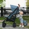 Golfový kočárek Stockholm Stroller Pretty Petrol