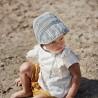 Čepeček pro miminka Sandy Stripe