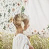 Deka z bambusového mušelínu Meadow Blossom