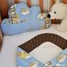 Zavinovačka pro miminko - Medvídci v modré